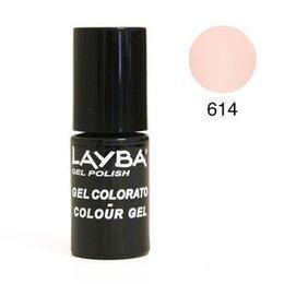 Layba Gel Polish nr 614 5 ml