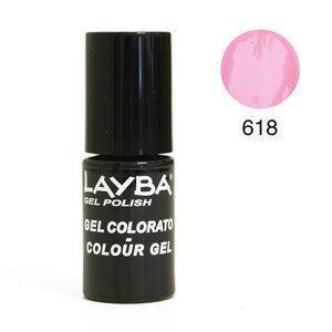 Layba Gel polish n.618 5 ml