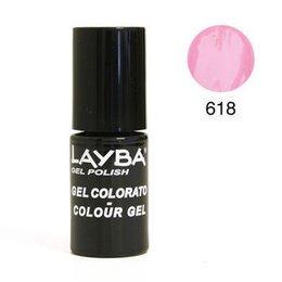 Layba Gel Polish nr 618 5 ml