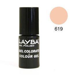 Layba Gel Polish nr 619 5 ml