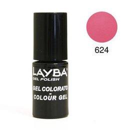 Layba Gel polish nr 624 5 ml