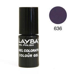 Layba Gel polish n.636 5 ml