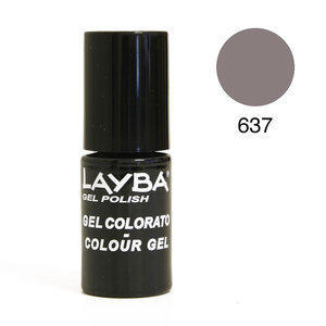 Layba Gel polish n.637 5 ml