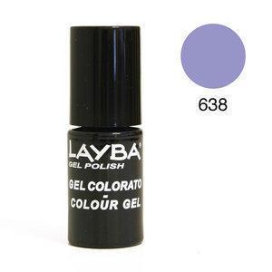 Layba Gel polish n.638 5 ml