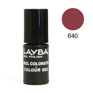 Layba Gel polish n.640 5 ml