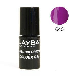 Layba Gel polish n.643 5 ml