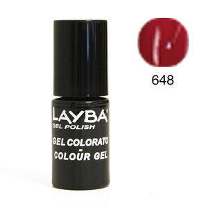 Smalto Semipermanente Layba Gel Polish nr 648 5 ml