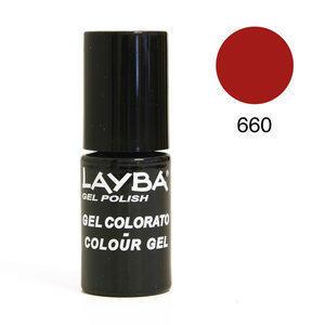 Smalto Semipermanente Layba Gel Polish nr 660 5 ml
