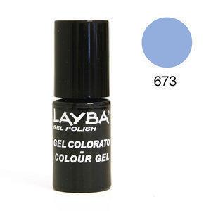 Smalto Semipermanente Layba Gel Polish nr 673 5 ml