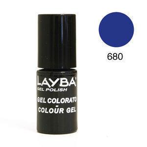 Smalto Semipermanente Layba Gel Polish nr 680 5 ml