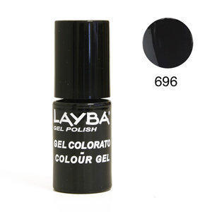 Smalto Semipermanente Layba Gel polish nr 696 5 ml