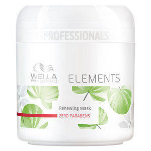 Elements Maschera restitutiva Wella 150 ml