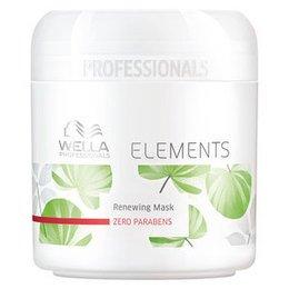 Maschera Restitutiva Elements Wella 150 ml