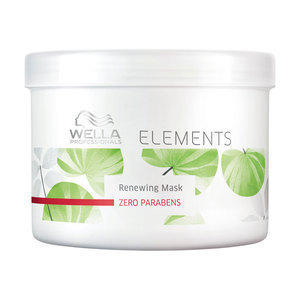 Elements Maschera restitutiva Wella 500 ml
