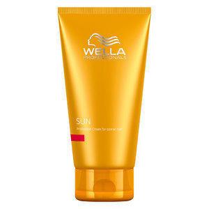 Sun Crema protettiva capelli grossi Wella 150 ml