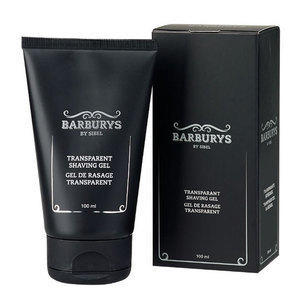 Barburys Gel Trasparente da Rasatura 100 ml