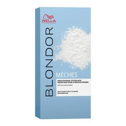 Blondor Kit Blonde Meches Wella 60 ml 2x30 g New