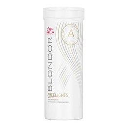 Blondor Freelights White Lightening Powder Attivatore Wella 400 ml