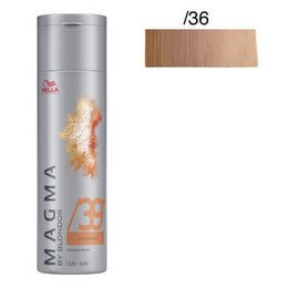 Magma Pigmented Lightener /36 dorato violetto Wella 120 gr