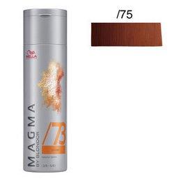 Magma Pigmented Lightener /75 sabbia mogano Wella 120 gr