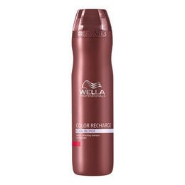 Color Recharge Shampoo Cool Blonde Wella 250 ml