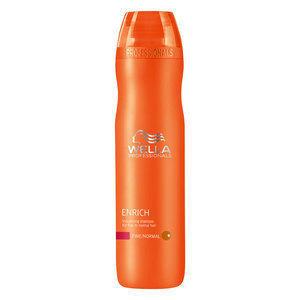 Wella Care Shampoo Enrich capelli Normali e Fini 250 ml