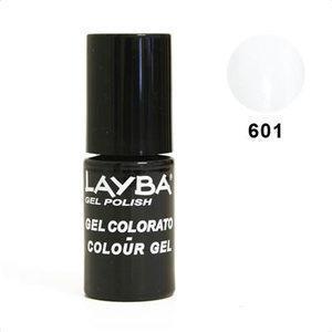 Smalto Semipermanente Layba Gel Polish nr 601 5 ml