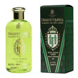 Bagno Doccia Gel West Indian Limes Truefitt & Hill 200 ml