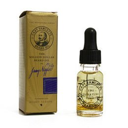 Olio da Barba Ricki Hall's Captain Fawcett 10 ml