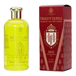 Bagno Doccia Gel St. James 1805 Truefitt & Hill 200 ml