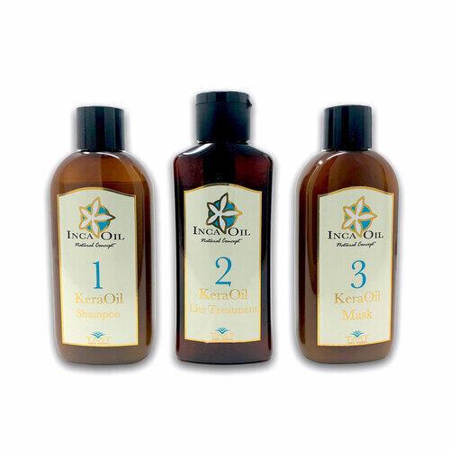 Inca Kera Oil Kit Liss treatment 100 ml