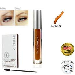 Wunderbrow Eyebrow Gel Auburn 12 ml Wunder2
