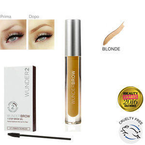 Wunderbrow Eyebrow Gel Blonde 12 ml Wunder2