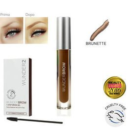 Wunderbrow Eyebrow Gel Brunette 12 ml Wunder2