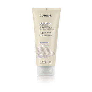 Maschera per capelli colorati Color Up Cutinol 200 ml Oyster