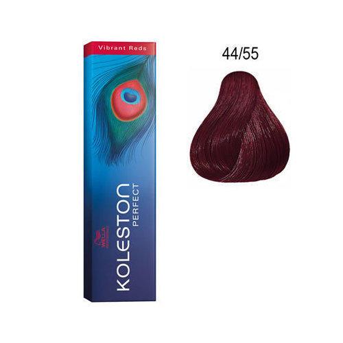 Tintura per capelli Koleston Perfect 44/55 60 ml Wella