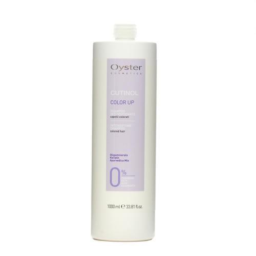 Shampoo per capelli colorati Cutinol Color Up 1000 ml Oyster