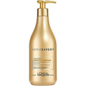 Shampoo Serie Expert Absolut Repair Gold Quinoa + Protein L Oreal 500 ml