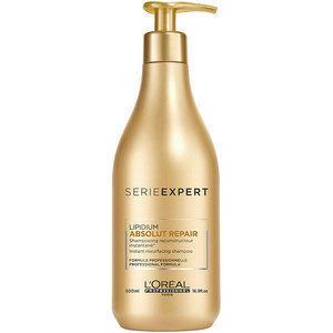 Serie Expert Shampoo Absolute Repair Lipidium 500ml  new