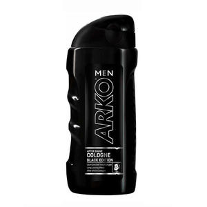 After Shave Cologne Black Edition Arko 250 ml