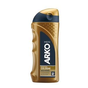 After Shave Cologne Gold Power Arko 250 ml