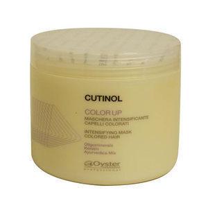 Maschera per capelli colorati Color Up Cutinol 500 ml Oyster