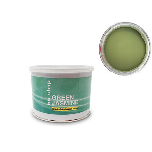 Cera epilazione No Strip Cera Elastica Green Jasmine vaso 400 ml.