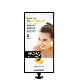 Brightening Iroha Maschera Peel-off Illuminante Viso Limone 25 gr.