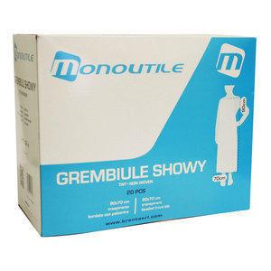 Grembiule Monouso in TNT 70x90 cm 20 Pz