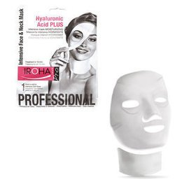 Hyaluronic Acid Plus Iroha Pro Maschera Intensiva Idratante Viso e Collo
