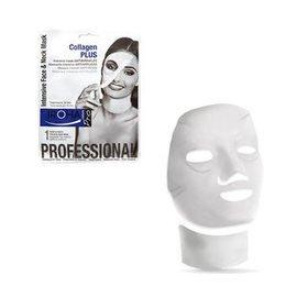 Collagen Plus Iroha Pro Maschera Intensiva Antirughe Viso e Collo 35 ml.
