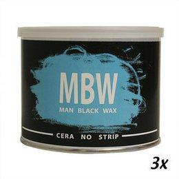 MBW Men Black Wax 400 ml Promo 3 Vasi