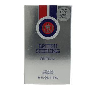 After Shave Original British Sterling 112 ml