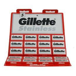 Lametta Gillette Stainless Stecca 20 pacchetti